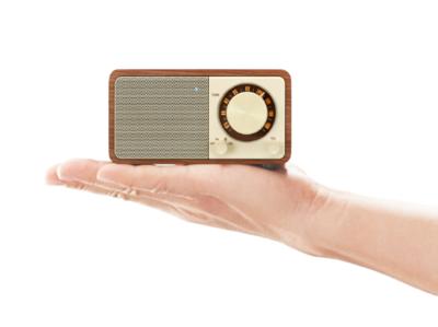 Sangean wr 7 wooden cabinet bluetooth speaker 5