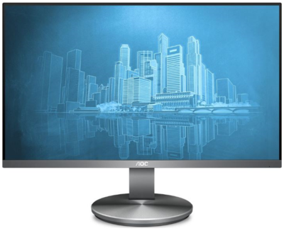 AOC I2490VXQ 23.8in 16:9 1920x1080 FHD IPS 4ms DP Pro Monitor