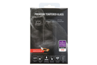 OMP Galaxy S7 Edge Tempered Glass Screen Protector Black