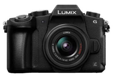 Panasonic LUMIX Digital Single Lens Mirrorless Camera 14-140mm Lens