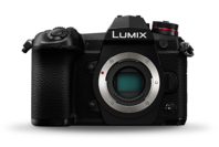 Panasonic LUMIX Digital Single Lens Mirrorless Camera 12-60 Lumix Lens
