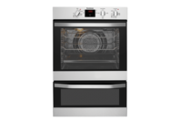 Simpson Electric Duo Wall Oven with Pizza Stone