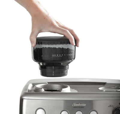 Sunbeam Barista Max Manual Espresso Machine Buy Online border=