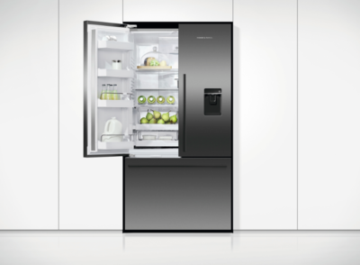Rf610adub5 fisher paykel 614l black french door fridge 3
