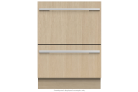 Fisher & Paykel Double DishDrawer Dishwasher (Integrated)