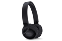 JBL TUNE600 Wireless On-Ear Active Noise-cancelling Headphones Black