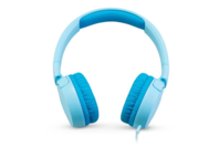 JBL JR300 Kids On-Ear Headphones Blue