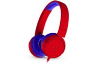 JBL JR300 Kids On-Ear Headphones Red