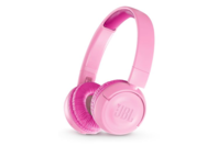 JBL JR300BT Kids Wireless On-Ear Headphones Pink
