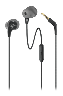 JBL Endurance RUN Sports Headphones Black