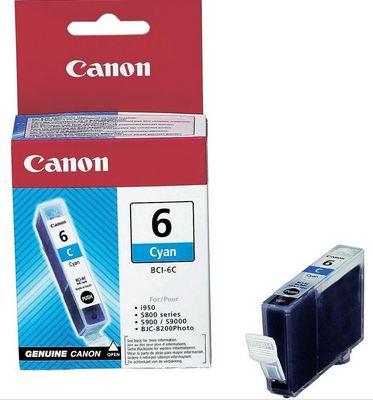Canon Ink BCI6C Cyan Cartridge