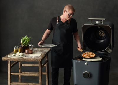4k bbq everdure by heston blumenthal
