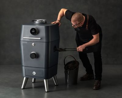4k bbq everdure by heston blumenthal 2