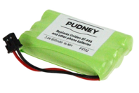 Pudney Cordless Phone Battery for Uniden