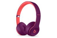 Beats Solo3 Wireless On-Ear Headphones - Beats Pop Collection - Pop Magenta