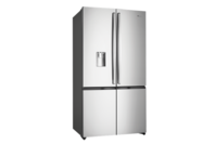 Westinghouse 600L Stainless Steel 4 Door French Door Fridge/Freezer