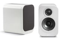 Q Acoustics 3010 Bookshelf Speakers White