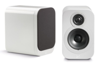 Q Acoustics 3010 Bookshelf Speakers White