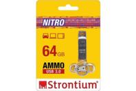 Strontium AMMO 64GB USB Flash Drive 3.0