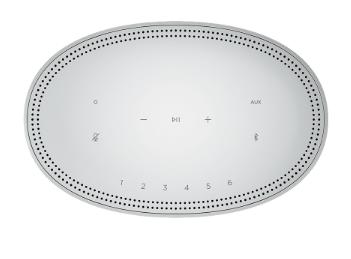 Bose home speaker 500 silver 5