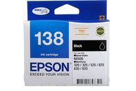 Epson Ink 138 High Capacity Black