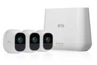 Netgear Arlo Pro 2 Smart Security System with 3 Cameras