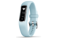 Garmin vivosmart 4 Azure Blue with Silver Hardware