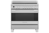 Fisher & Paykel 90cm Freestanding Induction Cooker Stainless Steel