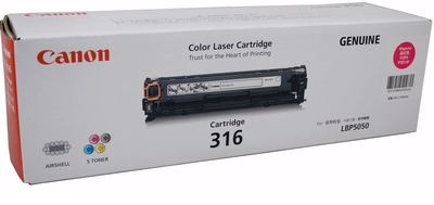 Canon Toner LBP5050N Magenta CART316 Cartridge
