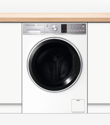 Fisher & Paykel 12kg Front Loader Washing Machine - Buy ...