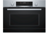 Bosch Built-in Microwave with Steam Function