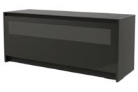 Criterion Monacrch TV Cabinet 1200 Black