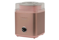 Cuisinart Ice Cream Maker 2 Litre Rose Gold