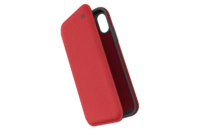 Speck iPhone XR Folio Case Red/Grey