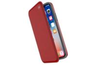 Speck iPhone XS/X Presidio Folio Case Red