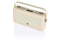 VQ Hepburn Mk II DAB+ Radio & Bluetooth Speaker Cream
