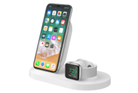 Belkin BOOSTUP Wireless Charging Dock for iPhone + Apple Watch + USB-A port