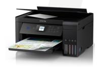 Epson EcoTank 4 Colour Multifunction Printer