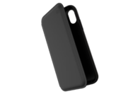 Speck iPhone XR Presidio Folio Leather Case Black