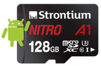 Strontium 128GB Nitro A1 Micro SD