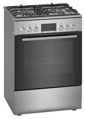 Bosch freestanding dual fuel cookers hxr39ki50a
