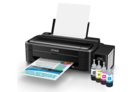 Epson EcoTank 4 Colour Single Function Printer (Ex-Display Model Only)