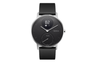 Withings/Nokia Steel HR Hybrid Smartwatch - 36mm, Black