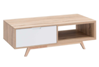 Criterion Tuscany Coffee Table 1200 Oak