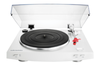 Audio Technica AT-LP3 Fully Automatic Belt-Drive Stereo Turntable White