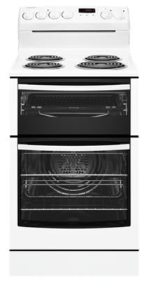 Westinghouse 54cm Electric Oven with Coil Hob