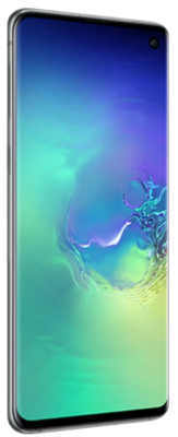 Samsung galaxy s10 green 4