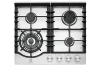 Electrolux 60cm 4 Burner Gas Cooktop