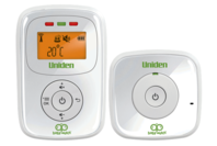 Uniden Digital Wireless Baby Audio Monitor with Room Temperature
