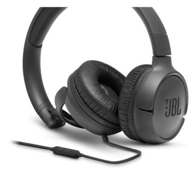 Jbl tune 500 wired on ear headphones 781103 5